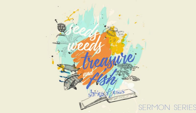 Seeds, Weeds, Treasure, and Fish